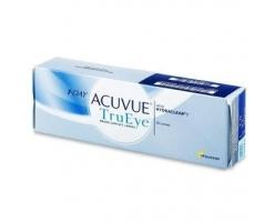 Контактные линзы 1-Day Acuvue TruEye (мин. заказ 10 линз)