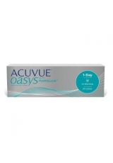 Контактные линзы ACUVUE OASYS 1-DAY with HydraLuxe (мин. заказ 10 линз)