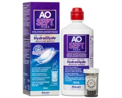 Пероксидная система Aosept Plus HydraGlyde 360 мл