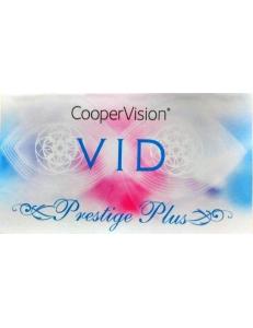 Контактные линзы VID Prestige Plus, , 7.50 руб., VID Prestige Plus, Cooper Vision (США), На месяц