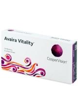 Контактные линзы Avaira Vitality