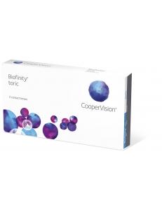 Контактные линзы Biofinity Toric, , 15.00 руб., Biofinity Toric, Cooper Vision (США), Торические линзы