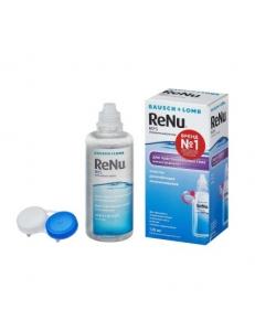 Раствор ReNu MPS 120 мл , , 8.50 руб., ReNu MPS 120 мл , Bausch & Lomb (США), Растворы для линз