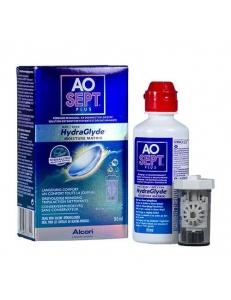 Пероксидная система Aosept Plus HydraGlyde 90 мл