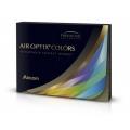 Цветные контактные линзы Air Optix Colors. Новинка!