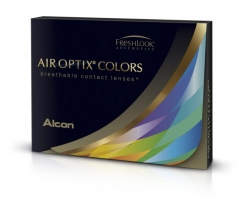 Цветные линзы Air Optix Colors. Новинка!