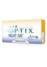 Контактные линзы Air Optix Night & Day Aqua