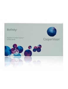 Контактные линзы Biofinity. Комфорт днем и ночью! , , 11.50 руб., Biofinity, Cooper Vision (США), Контактные линзы