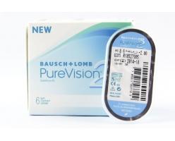 Контактные линзы Pure Vision 2 HD. Увидеть мир четко и ясно.