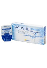 Контактные линзы Acuvue Oasys with Hydraclear Plus. Новинка!