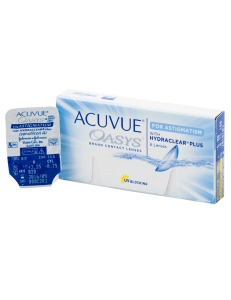 Контактные линзы Acuvue Oasys with Hydraclear Plus. Новинка!, , 8.00 руб., ACUVUE OASYS with Hydraclear Plus, Johnson & Johnson (США), На месяц
